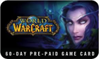 World of Warcraft 60 dagen Pre-Paid Game Card ( PC / MAC )