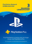 Playstation Plus 90 dagen Nederland