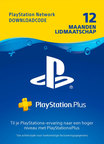 Playstation Plus 365 dagen Nederland